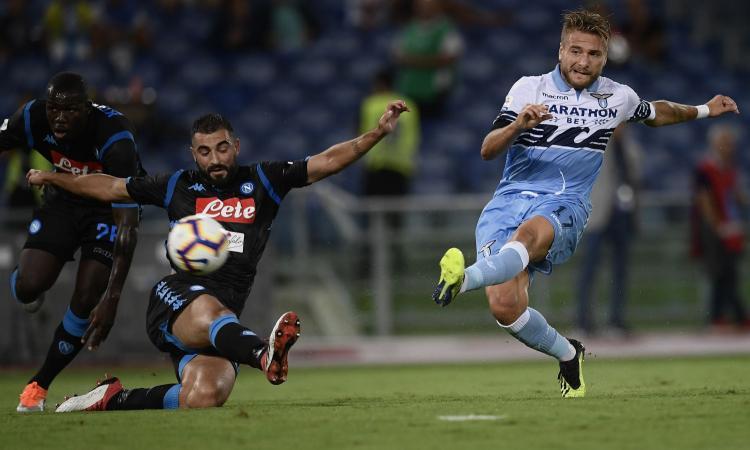 Serie A: Empoli-Lazio, il '2' vola a 1,75