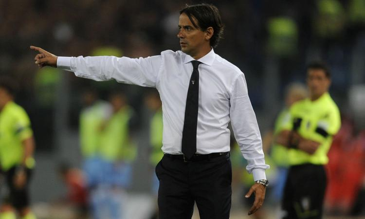 Lazio, Inzaghi: 'Correa voluto fortemente. Juve un gradino sopra a tutti. Mancini e la telefonata con Lotito...'