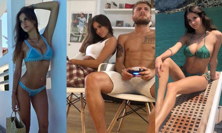 Jessica Immobile: 'A Roma sto bene e resteremmo a lungo, ma...' FOTO