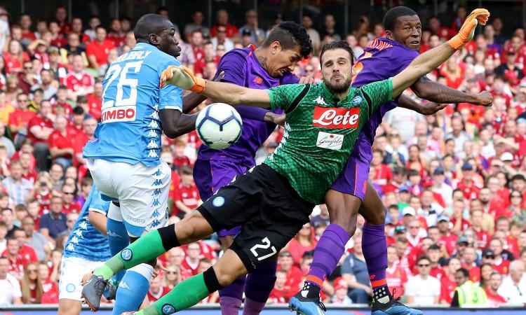 Torino, un obiettivo di mercato non vuole lasciare il Napoli