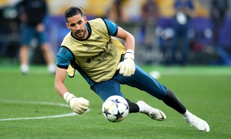 Real Madrid: un portiere in partenza