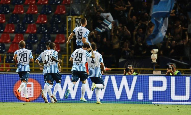 Spal-Lazio 2-1: il tabellino