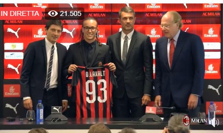 Milan, dietro le quinte dell'affare Laxalt: una chiamata ha cambiato tutto