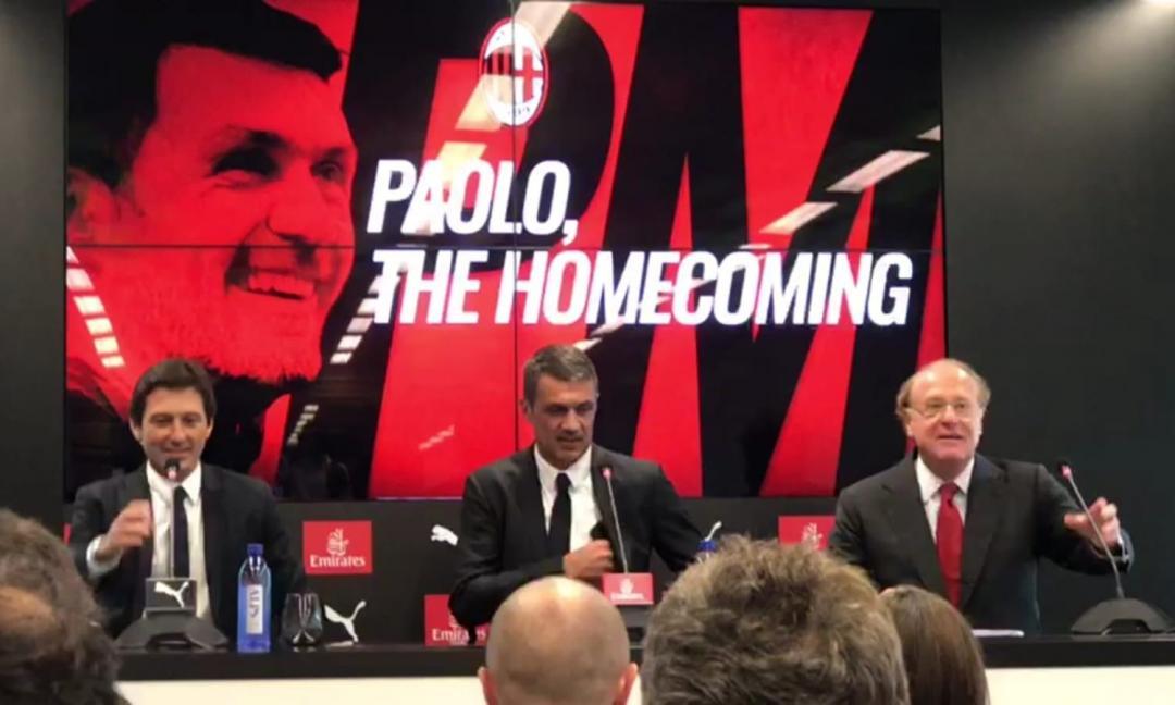 Je suis Paolo Maldini