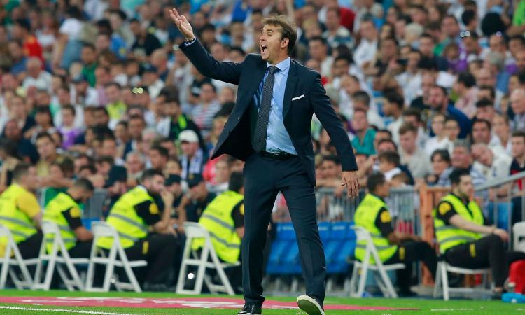 Real Madrid, Lopetegui: 'Il Milan gioca molto bene. Navas e Courtois? Nessun problema'