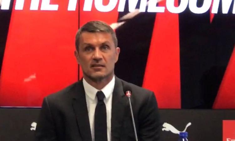 Maldini: 'La sconfitta con la Juve ci ha dato forza. Romagnoli capitano silenzioso come me, su Gattuso e Uefa...'