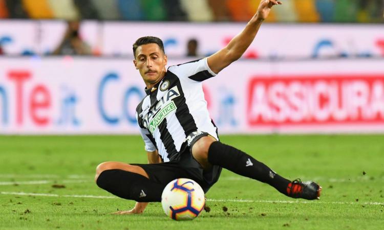 Frosinone-Udinese 1-3: il tabellino