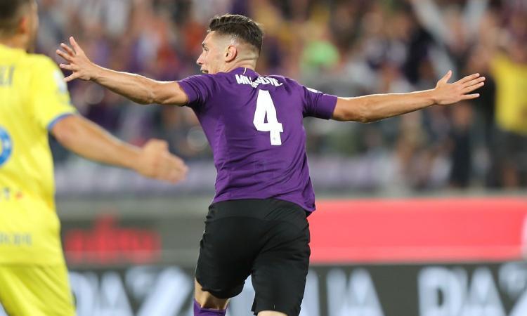 Milan su Milenkovic: la richiesta economica della Fiorentina