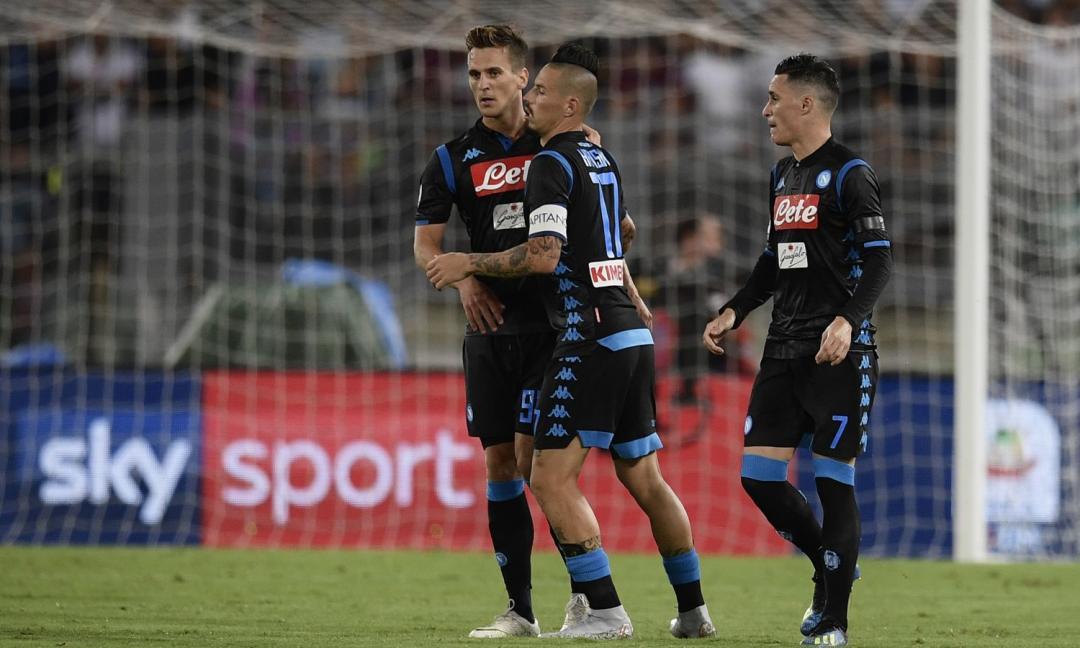 Il Napoli lancia la sfida: il duello sarà ancora lo stesso?