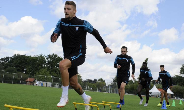 Milan, partita l'offerta per Milinkovic