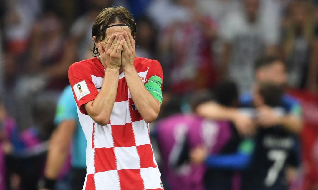 Luka Modric il professionista!