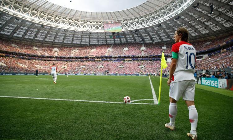 Dalla Spagna: Modric resta al Real Madrid. Ma per l'Inter non è finita