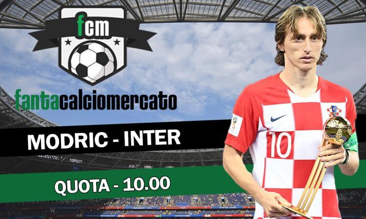 FANTACALCIOMERCATO: la scelta di Pjanic e Balotelli, Modric-Inter. Sfidaci!