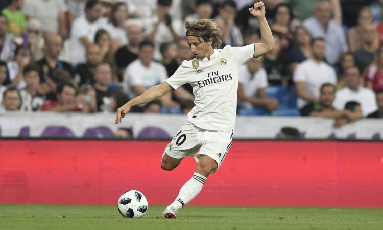 Real Madrid: maxi multa per Modric