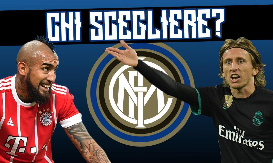 Modric-Inter è possibile? Ecco la trattativa nel dettaglio