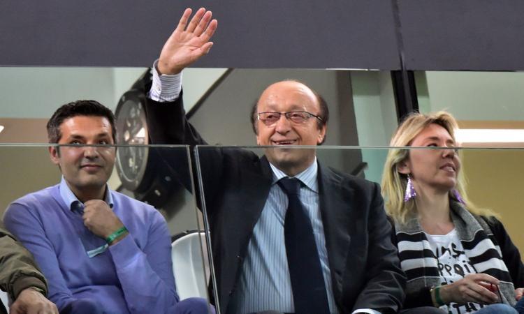 Moggi sulla Nazionale: 'Mancini si lamenta dei pochi italiani? Poteva farli giocare lui quando era all'Inter...'