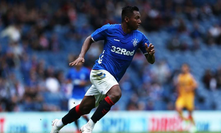Glasgow Rangers, UFFICIALE: rinnova Morelos