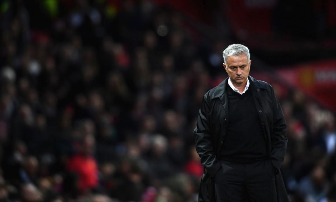 Il Mourinho furioso