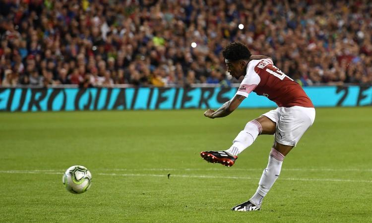 Arsenal: vicino il rinnovo di un attaccante
