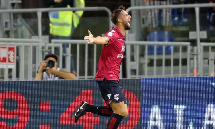 Maran consiglia Mancini: 'Pavoletti è tra i più forti in Italia'