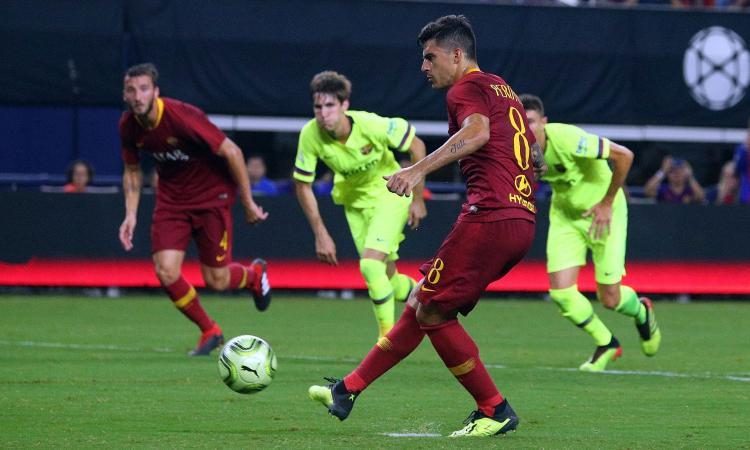 Roma: Perotti vuole convincere Di Francesco e... Monchi