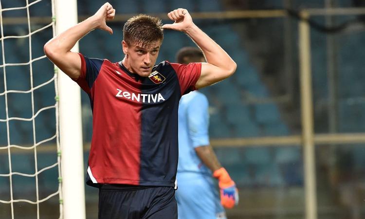 Genoa-Bologna 1-0: il tabellino