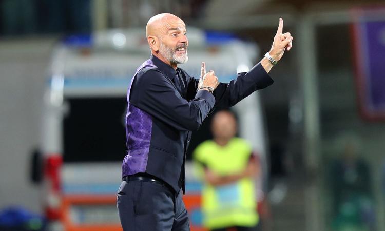 Fiorentina, Pioli: 'Non chiudiamo le partite. Su Simeone...' VIDEO