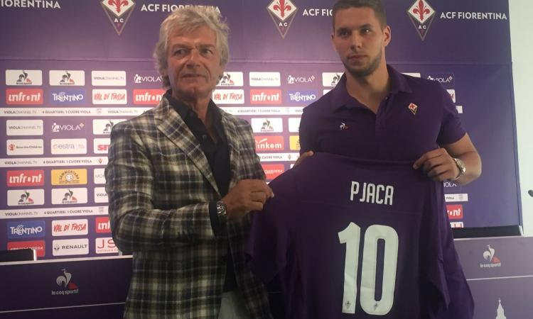 Fiorentina, Antognoni: 'La 10 a Pjaca? Giusto così, ci farà divertire...'