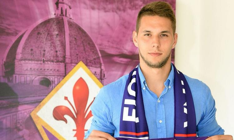 Terza Maglia Fiorentina MARKO PJACA