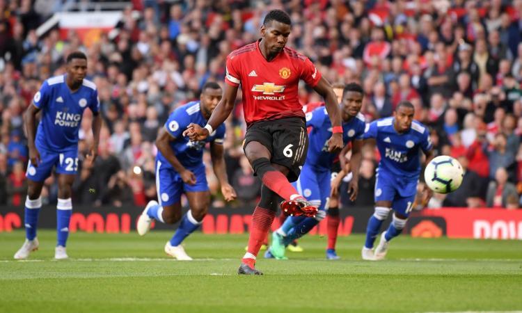 Man United, Pogba: 'Non riesco a dare il meglio se non sono felice'