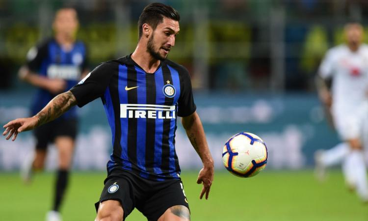 Maglia Home Inter Milan MATTEO POLITANO