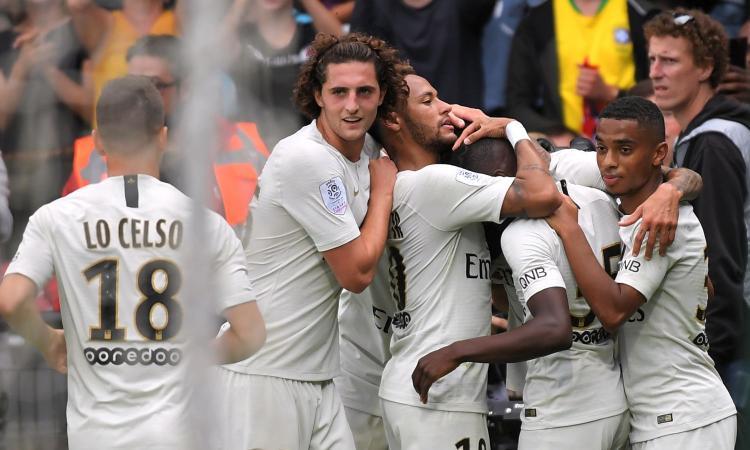 Rabiot: tra Juve e Milan spunta l'Inter