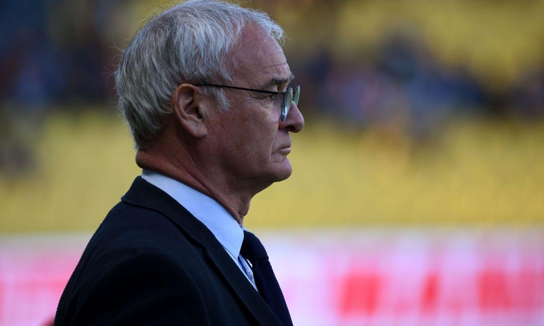 "Claudio Ranieri, una carriera da ""sor"" a ""sir"""