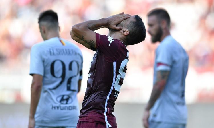 Torino, Rincon: 'Non meritavamo di perdere. Contro l'Inter...'