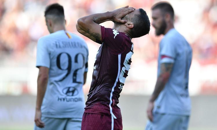 Torino, anche Rincon rischia di saltare il derby con la Juve