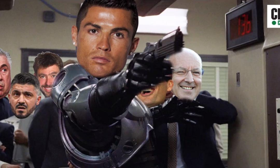 2018: fuga da Madrid