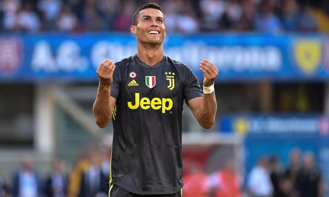 Cristiano Ronaldo, tutto qui?