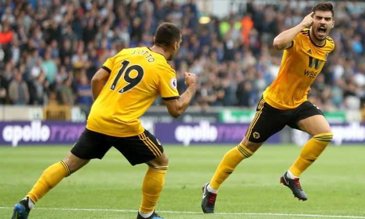Wolverhampton: una big si fa avanti per Ruben Neves