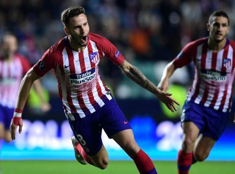 Atletico Madrid, UFFICIALE: si ferma Saul, a rischio per la Juve