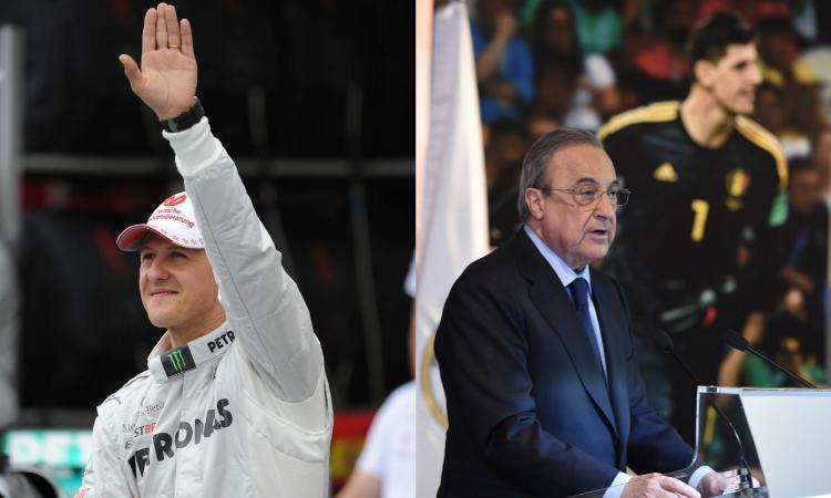 Schumacher trasferito a Maiorca in una villa appartenuta al presidente del Real Madrid Perez: c'è la smentita