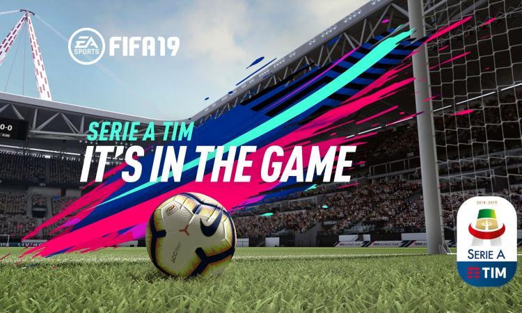 Un po' di FIFA qua? La Serie A sbarca su Fifa 19. Via CR7? Al Real basta Hunter...