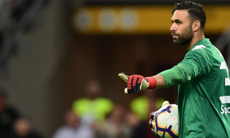 Sirigu al Torino è da record: 4 clean sheet di fila non accadeva da 31 anni