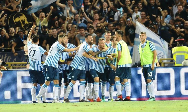 Serie A: colpo Spal a Bologna, vince l'Empoli. Pari tra Parma e Udinese