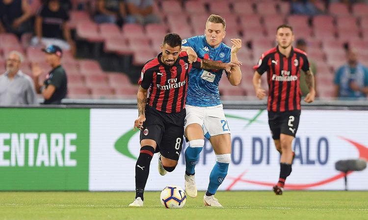 Milan, quinto assist per Suso: in Europa solo uno è meglio di lui