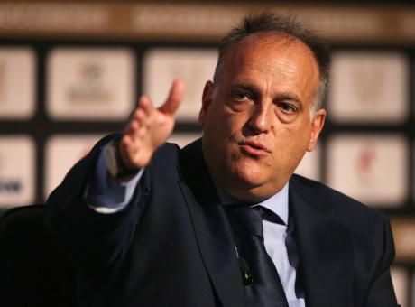 'Il megalomane Tebas si dimetta!'. Spagna, continuano i guai per l'idolo di Cairo temuto da Agnelli