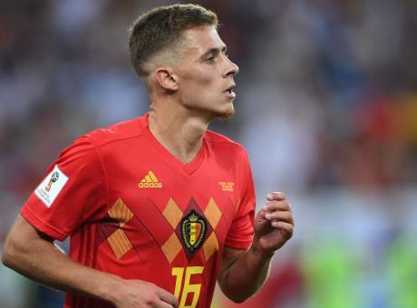 Roma: Hazard junior resterà un sogno