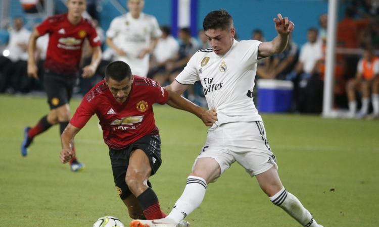 Real Madrid, altro infortunio: si ferma Valverde