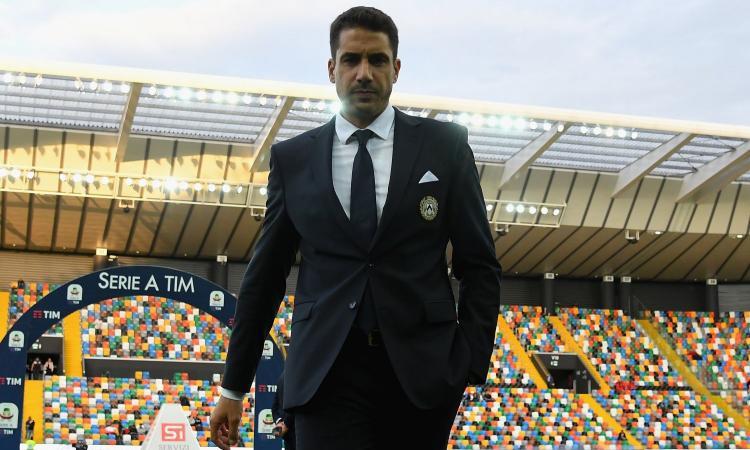 Udinese, Velazquez: 'Behrami importante, Mandragora un grande. Lasagna sta bene, ma...'