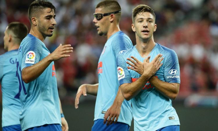 Udinese-Samp, che lotta per un attaccante dell'Atletico Madrid!