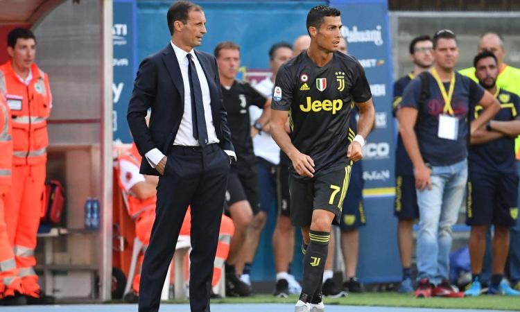 Sconcerti a CM: 'Allegri in posizione di forza, Ronaldo ha solo da perdere. Kane-City? Per Guardiola meglio Lautaro'